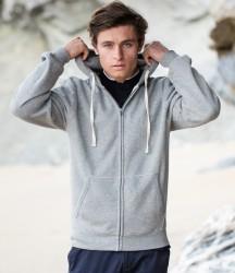 Front Row Zip Hooded Sweatshirt image