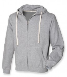 Image 3 of Front Row Zip Hooded Sweatshirt