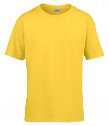 Image 2 of Gildan Kids SoftStyle® Ringspun T-Shirt