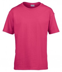 Image 4 of Gildan Kids SoftStyle® Ringspun T-Shirt