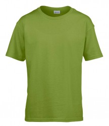 Image 20 of Gildan Kids SoftStyle® Ringspun T-Shirt