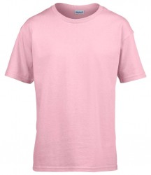 Image 22 of Gildan Kids SoftStyle® Ringspun T-Shirt