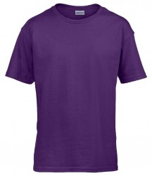 Image 8 of Gildan Kids SoftStyle® Ringspun T-Shirt