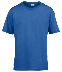 Image 6 of Gildan Kids SoftStyle® Ringspun T-Shirt