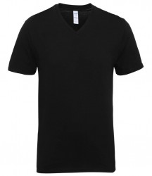 Image 2 of Gildan Premium Cotton® V Neck T-Shirt