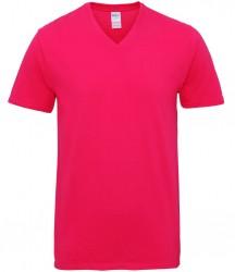 Image 4 of Gildan Premium Cotton® V Neck T-Shirt