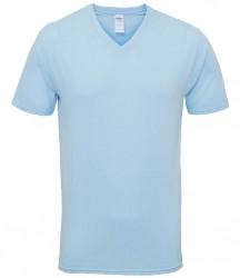Image 5 of Gildan Premium Cotton® V Neck T-Shirt