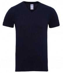 Image 6 of Gildan Premium Cotton® V Neck T-Shirt