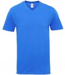 Image 12 of Gildan Premium Cotton® V Neck T-Shirt