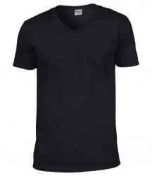 Gildan SoftStyle® V Neck T-Shirt image