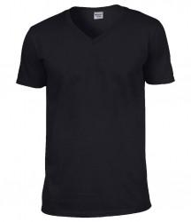 Image 2 of Gildan SoftStyle® V Neck T-Shirt