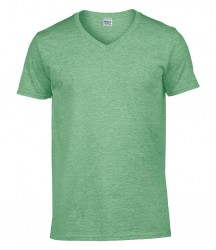 Image 11 of Gildan SoftStyle® V Neck T-Shirt