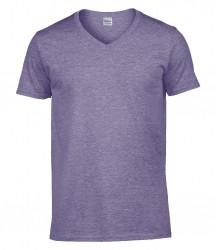 Image 10 of Gildan SoftStyle® V Neck T-Shirt