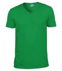 Image 9 of Gildan SoftStyle® V Neck T-Shirt
