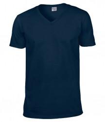 Image 3 of Gildan SoftStyle® V Neck T-Shirt
