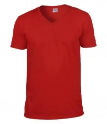 Image 5 of Gildan SoftStyle® V Neck T-Shirt