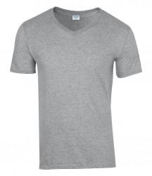 Image 7 of Gildan SoftStyle® V Neck T-Shirt