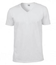 Image 8 of Gildan SoftStyle® V Neck T-Shirt