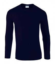 Image 3 of Gildan SoftStyle® Long Sleeve T-Shirt