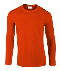 Image 4 of Gildan SoftStyle® Long Sleeve T-Shirt
