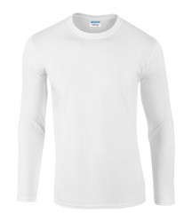 Image 8 of Gildan SoftStyle® Long Sleeve T-Shirt
