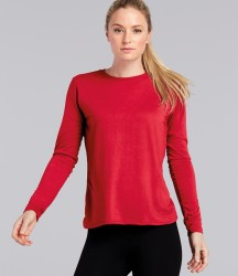 Gildan Ladies Performance® Long Sleeve T-Shirt image