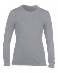 Image 2 of Gildan Ladies Performance® Long Sleeve T-Shirt