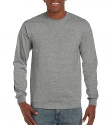 Image 6 of Gildan Hammer Heavyweight Long Sleeve T-Shirt