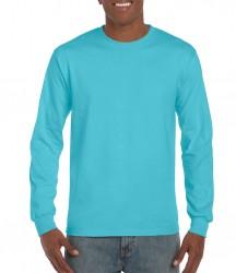 Image 7 of Gildan Hammer Heavyweight Long Sleeve T-Shirt