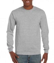 Image 9 of Gildan Hammer Heavyweight Long Sleeve T-Shirt