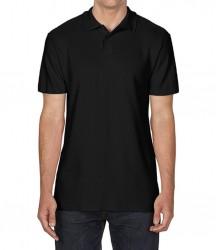 Gildan SoftStyle® Double Piqué Polo Shirt image