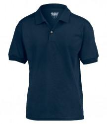 Image 3 of Gildan Kids DryBlend® Jersey Polo Shirt