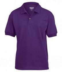 Image 4 of Gildan Kids DryBlend® Jersey Polo Shirt