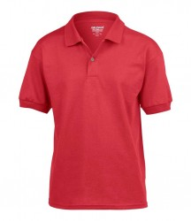 Image 5 of Gildan Kids DryBlend® Jersey Polo Shirt