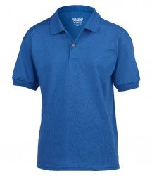 Image 6 of Gildan Kids DryBlend® Jersey Polo Shirt