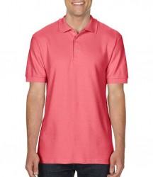 Image 3 of Gildan Premium Cotton® Double Piqué Polo Shirt
