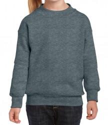 Image 3 of Gildan Kids Heavy Blend™ Drop Shoulder Sweatshirt