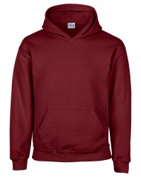 Image 22 of Gildan Kids Heavy Blend™ Hooded Sweatshirt