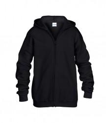Image 5 of Gildan Kids Heavy Blend™ Zip Hooded Sweatshirt