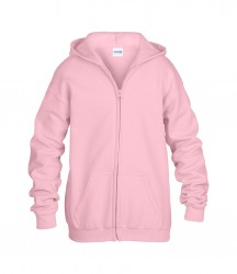 Image 3 of Gildan Kids Heavy Blend™ Zip Hooded Sweatshirt