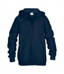Image 7 of Gildan Kids Heavy Blend™ Zip Hooded Sweatshirt