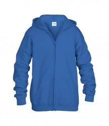 Image 9 of Gildan Kids Heavy Blend™ Zip Hooded Sweatshirt