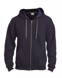 Gildan Heavy Blend™ Vintage Zip Hooded Sweatshirt image