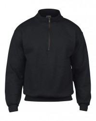 Gildan Heavy Blend™ Vintage Zip Neck Sweatshirt image