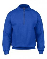 Image 7 of Gildan Heavy Blend™ Vintage Zip Neck Sweatshirt
