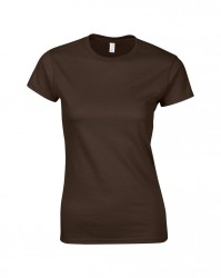 Image 27 of Gildan SoftStyle® Ladies Fitted Ringspun T-Shirt