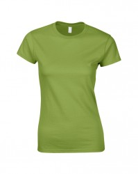 Image 13 of Gildan SoftStyle® Ladies Fitted Ringspun T-Shirt