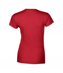 Image 12 of Gildan SoftStyle® Ladies Fitted Ringspun T-Shirt