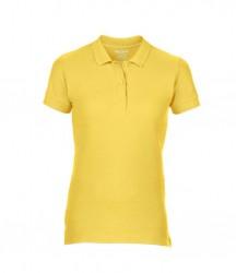 Image 4 of Gildan Ladies Premium Cotton® Double Piqué Polo Shirt