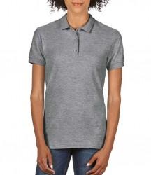 Image 7 of Gildan Ladies Premium Cotton® Double Piqué Polo Shirt